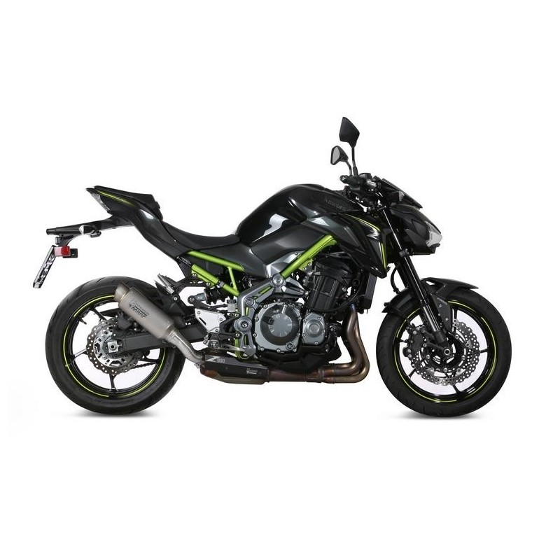 EXHAUST MIVV GP PRO IN TITANIUM FOR KAWASAKI Z 900 2017/2019, APPROVED