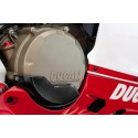 ALUMINUM CNC RACING CLUTCH COVER GUARD FOR DUCATI 959 PANIGALE 2016/2018
