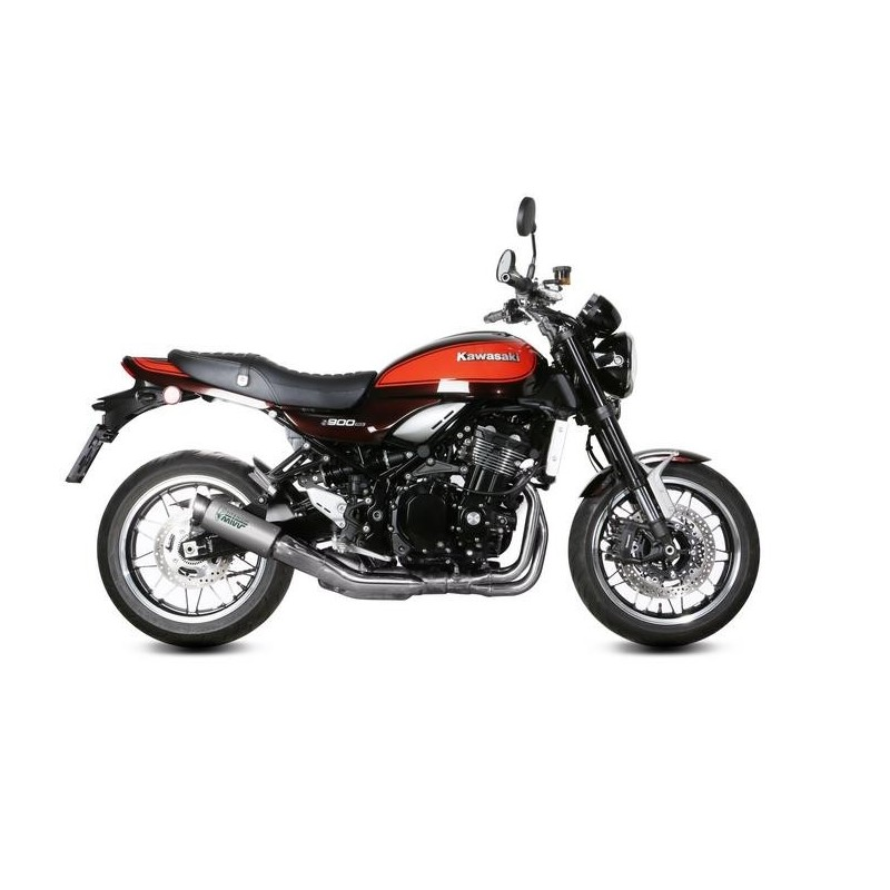 EXHAUST MIVV GP PRO IN TITANIUM FOR KAWASAKI Z 900 RS 2018/2020, APPROVED