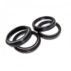 ALL-BALLS FORK OIL SEAL AND DUST COVER FOR SUZUKI RM 125 2002/2008, RM 250 2004/2008