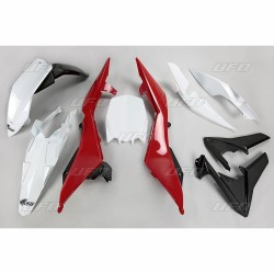 PLASTIC KITS UFO AS ORIGINAL FOR HUSQVARNA TC 449 2011/2013