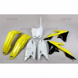 PLASTIC KITS UFO AS ORIGINAL FOR SUZUKI RM-Z 450 2018