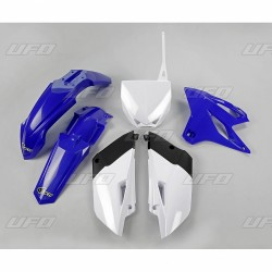 KIT PLASTICHE UFO COME ORIGINALI PER YAMAHA YZ 85 2015/2019