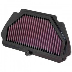 AIR FILTER RACING K&N KA-6009R FOR KAWASAKI ZX-6R 2009/2012