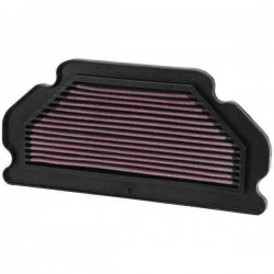 AIR FILTER K&N KA-6003 FOR KAWASAKI ZX-6RR 600 2003