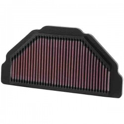 AIR FILTER K&N KA-6098 FOR KAWASAKI ZX-6R 636 2002
