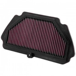 AIR FILTER K&N KA-6009 FOR KAWASAKI ZX-6R 636 2013/2015