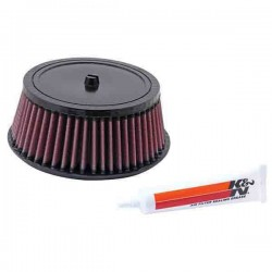 K&N SU-4000 AIR FILTER FOR SUZUKI DRZ 400 2000/2007