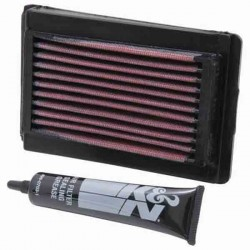 AIR FILTER K&N YA-6604 FOR YAMAHA XT 660 X 2007/2016, XT 660 R 2007/2016