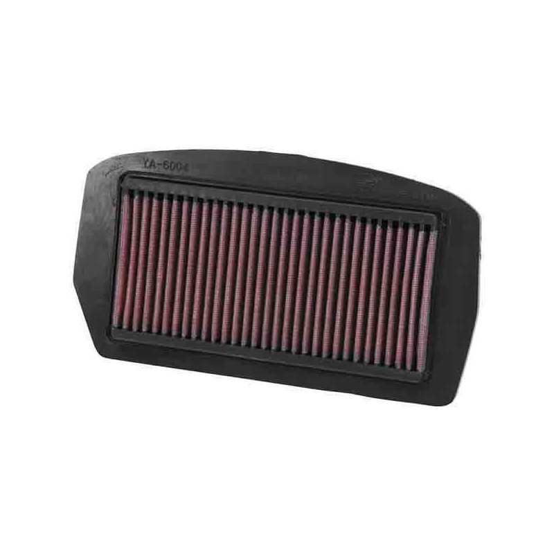 AIR FILTER K&N YA-6004 FOR YAMAHA FZ6 S2 2007/2014