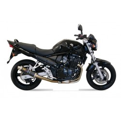 CARBON MIVV GP EXHAUST TERMINAL FOR SUZUKI BANDIT 650/S 2005/2006, APPROVED