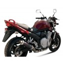 MIVV GP EXHAUST TERMINAL IN CARBON FOR SUZUKI BANDIT 650/S 2007/2010, APPROVED