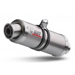 MIVV GP TITANIUM EXHAUST TERMINAL FOR SUZUKI GSX 650 F 2010/2013, APPROVED