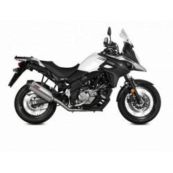 Suzuki DL V-Strom 650 2019 Catalizzatore Scarico Mivv Moto Omologato Certificato