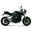 MIVV GP TITANIUM EXHAUST TERMINAL FOR TRIUMPH SPEED TRIPLE 2005/2006, APPROVED
