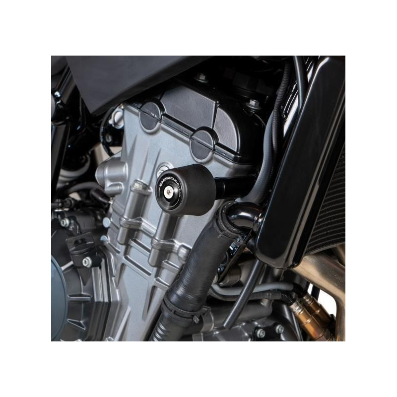 PAIR OF BARRACUDA FRAME PROTECTION PADS FOR KTM 790 DUKE 2018/2020