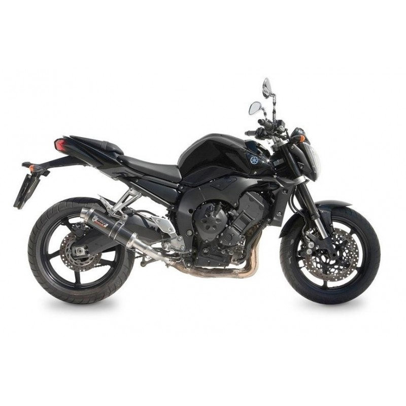 MIVV GP EXHAUST TERMINAL IN CARBON FOR YAMAHA FZ1/FZ1 FAZER 2006/2015, APPROVED
