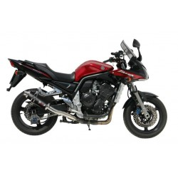 CARBON MIVV GP EXHAUST TERMINAL FOR YAMAHA FAZER 1000 2001/2005, APPROVED