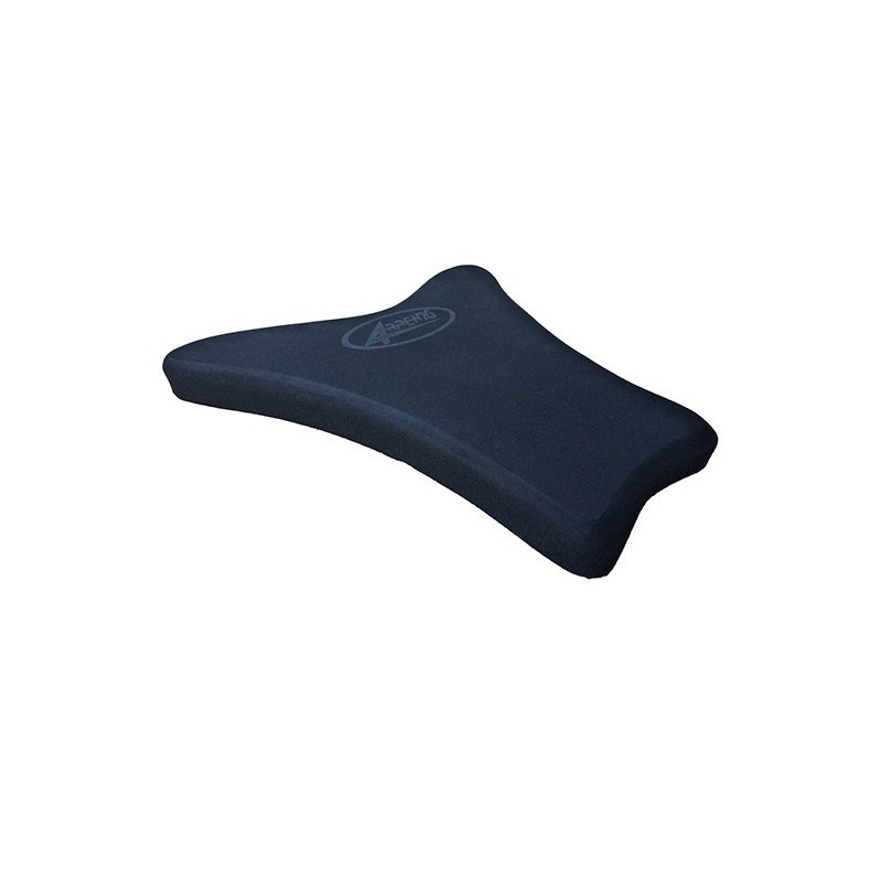 SEAT 4-RACING SHAPED NEOPRENE THICKNESS 30 mm BLACK FOR SUZUKI FIBERGLASS TAIL