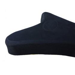 SEAT 4-RACING SHAPED NEOPRENE THICKNESS 50 mm BLACK FOR FIBERGLASS TAIL YAMAHA R1 2015/2020