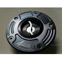 ERGAL TANK CAP WITH 4-RACING QUICK COUPLING FOR TRIUMPH (NO DAYTONA 675 R 2014 AND STREET TRIPLE 675 R 2011/2014)