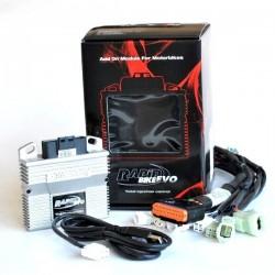 CENTRALINA RAPID BIKE EVO CON CABLAGGIO PER HONDA VFR 800 V-TEC 2002/2005