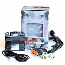 RAPID BIKE RACING EXCLUSIVE CONTROL UNIT WITH WIRING FOR BMW R 1200 GS ADVENTURE 2006/2009