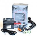 EXCLUSIVE RAPID BIKE RACING CONTROL UNIT WITH WIRING FOR KAWASAKI VERSYS 1000 2012/2014