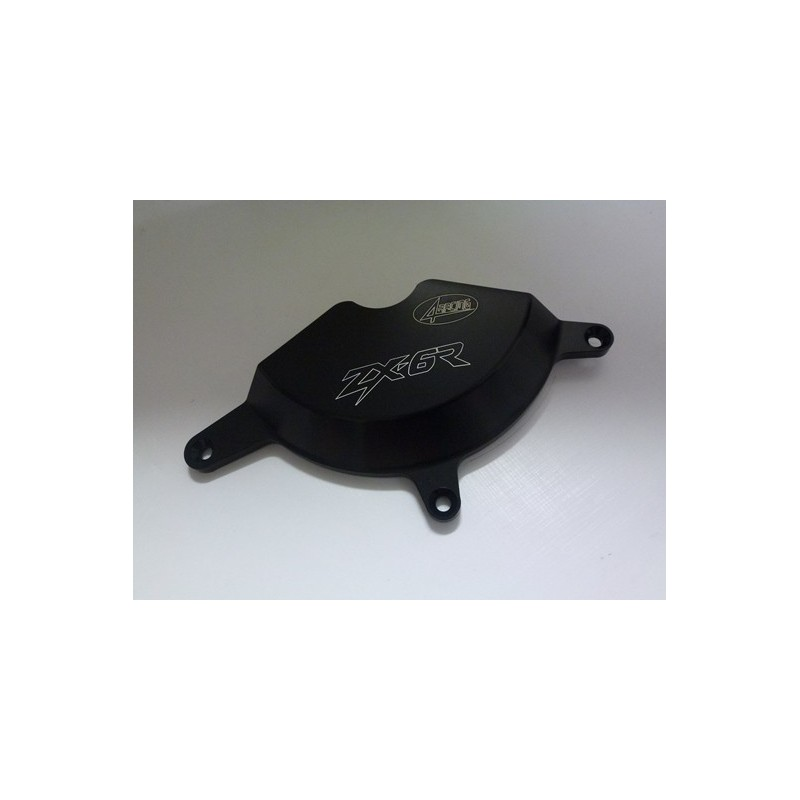 CLUTCH COVER PROTECTION 4-RACING FOR KTM RC8 2008/2013