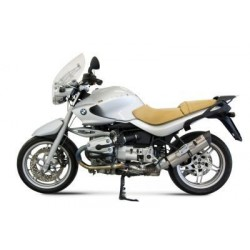MIVV SOUND STAINLESS STEEL EXHAUST SYSTEM FOR BMW R 1150 R, APPROVED