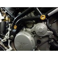 4-RACING FRAME PLUGS KIT FOR MOTO MORINI CORSARO 1200