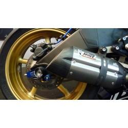 COPPIA TAMPONI PROTEZIONE FORCELLONE 4-RACING PER HONDA CBR 1000 RR 2004/2007