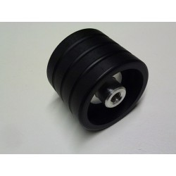 REPLACEMENT CAP FOR PAIR OF LEFT FORK PROTECTION PADS