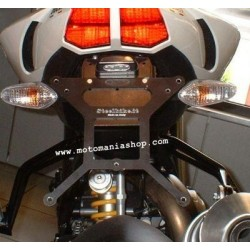 ADJUSTABLE ALUMINUM LICENSE PLATE SUPPORT FOR DUCATI STREETFIGHTER 1098 / S 2009/2013