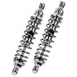 PAIR OF SHOCK ABSORBERS BITUBO WMB43 (-10mm) FOR TRIUMPH BONNEVILLE T120 2016/2020