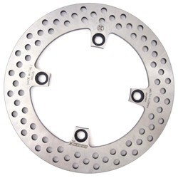 REAR BRAKE DISC BRAKING ROUND HO22RI FOR TRIUMPH SPEED TRIPLE T509 1997/1998