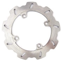 BRAKING WAVE DC02RID REAR BRAKE DISC FOR DUCATI 996 R