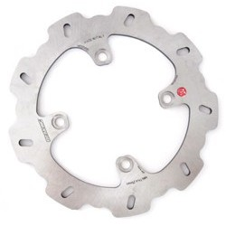 BRAKING WAVE HO05RID REAR BRAKE DISC FOR HONDA HORNET 900 (CB 900 F) 2002/2007