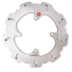 BRAKING WAVE HO06RID REAR BRAKE DISC FOR HONDA CRF 150 R 2007/2009