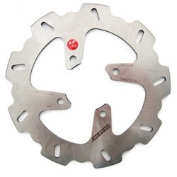 BRAKING WAVE KT06RID REAR BRAKE DISC FOR KTM SX 65 (2T) 2000/2003