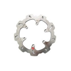 BRAKING WAVE REAR BRAKE DISC KW01RID FOR KAWASAKI KX 500 2000/2004