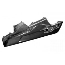 CARBON FIBER FAIRING TOE FOR DUCATI 1098 / S 2007/2008, 1098 R 2008/2010, 1198 2009/2010 (Polished)