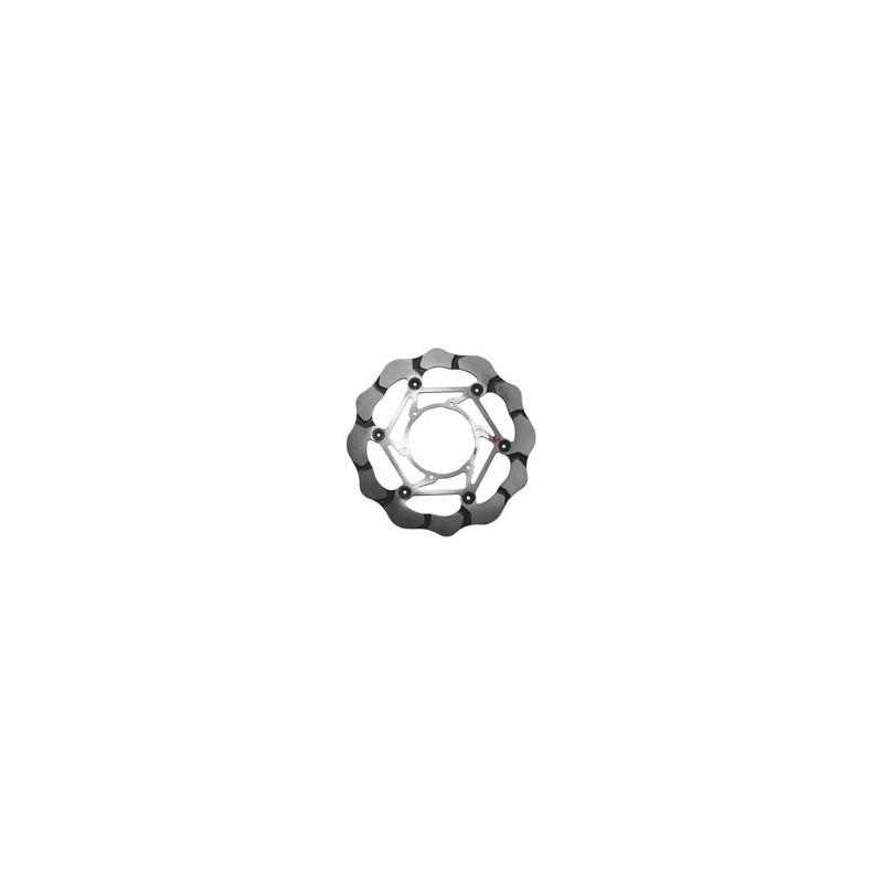 COPPIA DISCHI FRENO ANTERIORI BRAKING BATFLY PER SUZUKI V-STROM 650 XT 2015/2016
