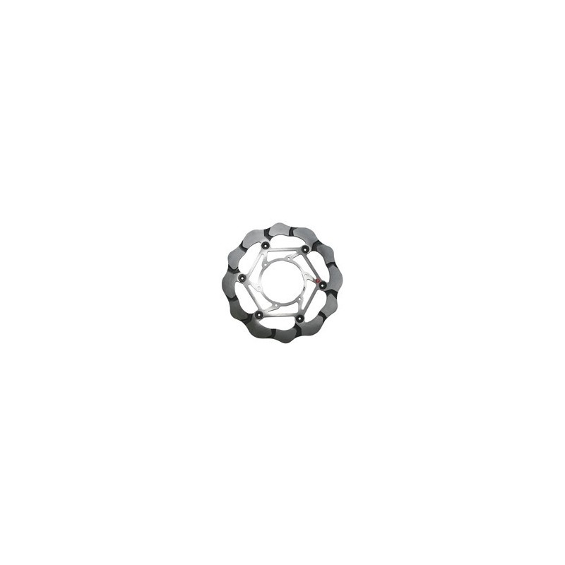 COPPIA DISCHI FRENO ANTERIORI BRAKING BATFLY PER TRIUMPH TIGER 800 XR 2015/2017