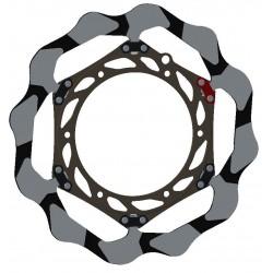 FRONT BRAKE DISC BRAKING BATFLY EPTA FOR KTM EXC 125 (2T) 2012/2013