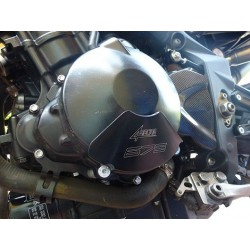 PROTEZIONE CARTER ALTERNATORE 4-RACING PER TRIUMPH STREET TRIPLE 765 R/S 2017/2019