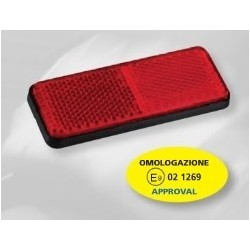 APPROVED REAR REFLECTOR