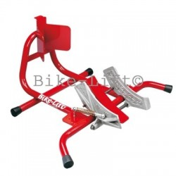 AUTOMATIC WHEEL CLAMP FOR MOTORCYCLE W-36 F