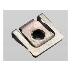 CLIP RECEPTACLE FOR RAPID HULL PIN