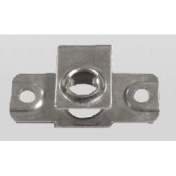 RIVET RECEPTACLE FOR RAPID HULL PIN